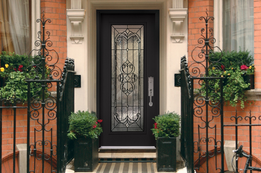 Fiberglass entry doors with glass - Get A Free Quote For Entry Doors Edmonton Calgary Amp Red Deer