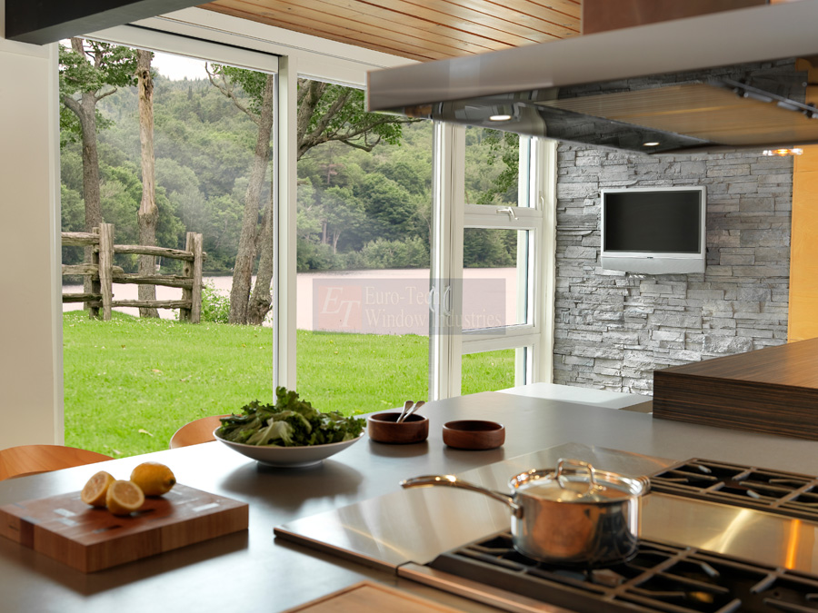 Sliding Patio Door Kitchen 900 x 675