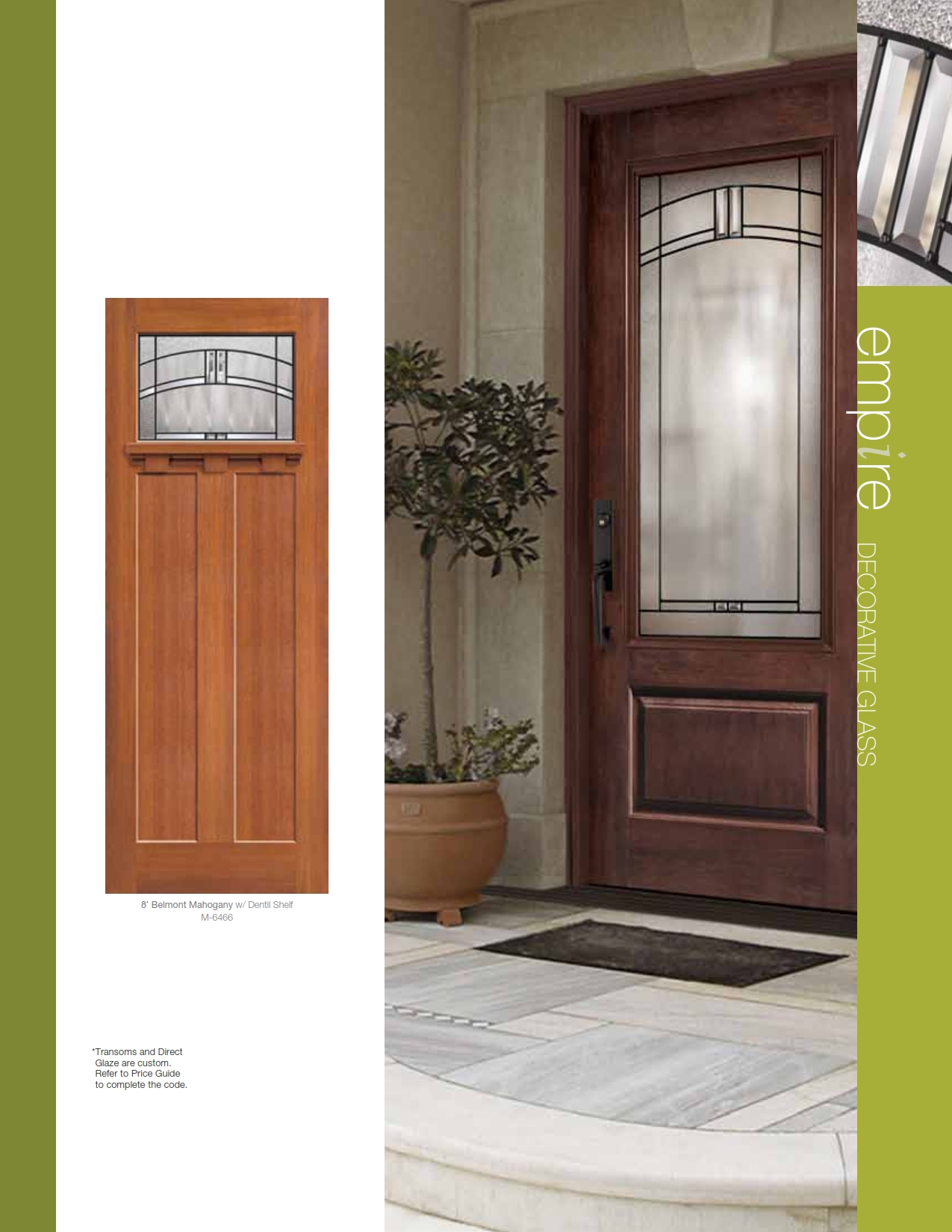 1650 #939A31  Fiberglass Front Door Systems Trutech 031 EuroStar Windows And Doors wallpaper Fiberglass Front Doors 39951275