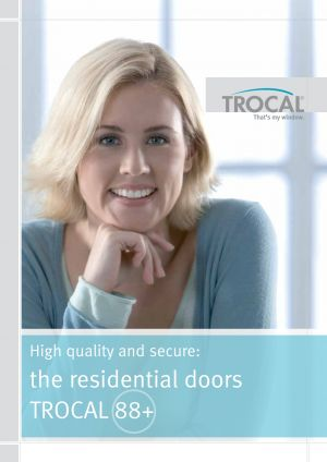 Trocal 88+ Front Entry Doors Systems 001