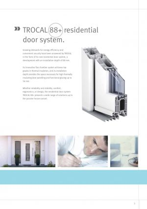 Trocal 88+ Front Entry Doors Systems 002